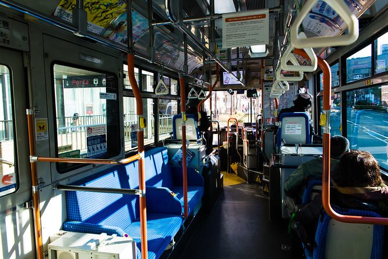 Kyoto City Bus / 京都市公車