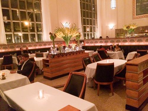 Restaurante Eleven Madison Park - Nueva York