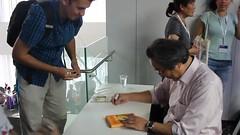 Toru Iwatani, Professor Tokyo Polytechnic University