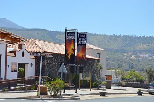 Santiago Del Teide visitors centre