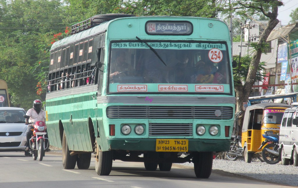 Tamil Nadu Buses - Photos & Discussion - Page 2166