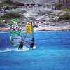 Windsurfing in #Karpathos @pro_center_chris_schill #karpathos #white #karpathos-island #pigadia #olympos #flowers #greece #greek  #nature #sunny #instalove #amoopi #afiartis #lefkos #instablue #greecestagram #sea #hellas #naturelovers #instagramhub #sunri