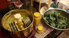 Mustard-Making Raw Goodness