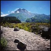 Mt. Merapi Lava Landscape