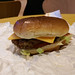 Outtakes Backstage Bistro - the burger