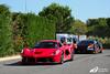 Ferrari LaFerrari & Bugatti Veyron Grand Sport Vitesse WRC by Raphaël Belly Photography
