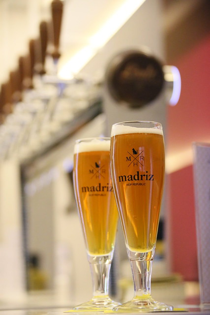 Madriz Brewery.  Madrid, Spain.