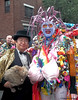 Dr. Takeshi Yamada and Seara (sea rabbit) visited the Gay Pride Parade in Manhattan, New York on June 28, 2015. The US President Barack Obama supports same-sex marriage. gay marriage. 100_8373=R2020=C by searabbits23