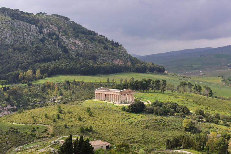 Segesta Temple, Sicily, 200