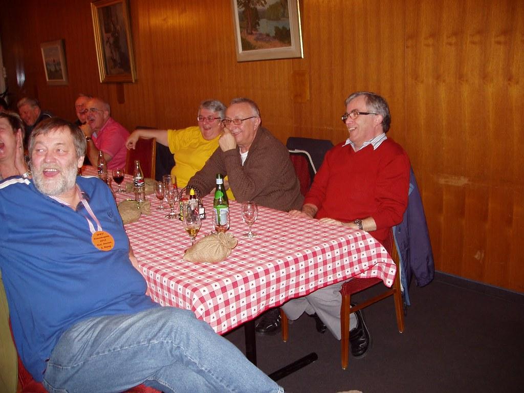Chlauskegeln 2010