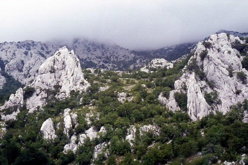yugoslavia croatia mountains dinaricalps landscape