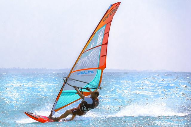 Juste une Grosse Envie de Windsurf...