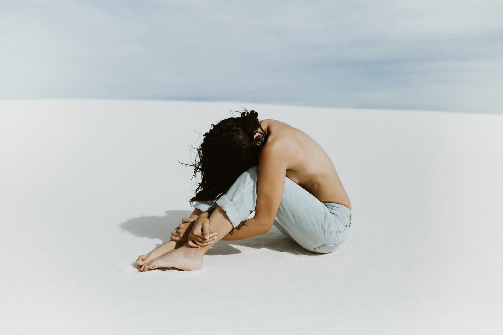 Ben Sasso // Katch Silva // White Sands National Monument