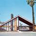 Sky Palm Motel, Tustin Ave., Orange, early 1960s by Orange County Archives