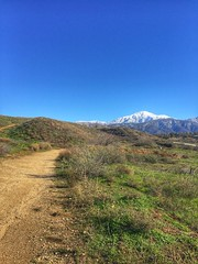 Crafton Hills hiking trails.