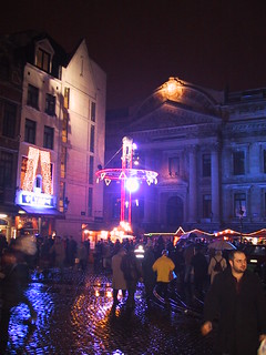 Christmast, Brussels