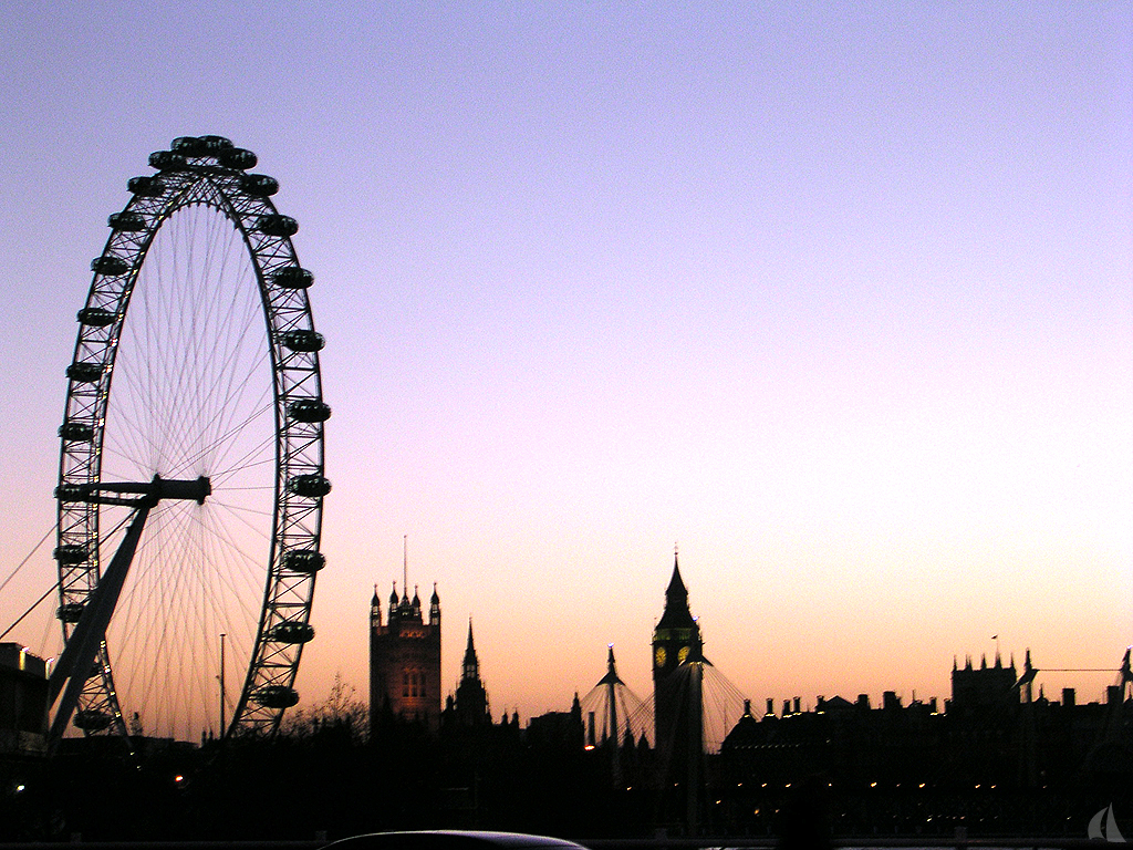 London Skyline Horizon Londonien Flickr Photo Sharing