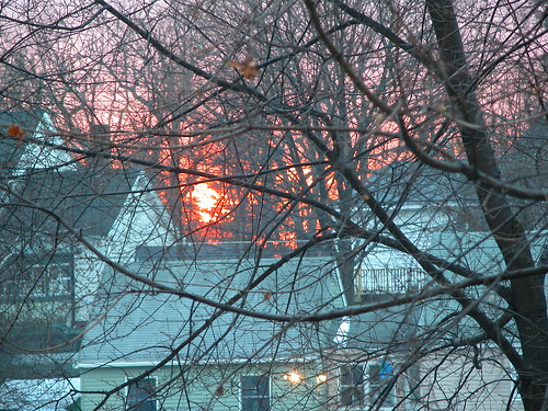 concord newhampshire newyearsday sunrise