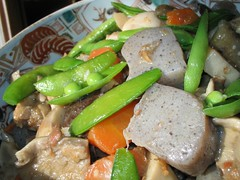 おせち料理(1) がめ煮 / Cooked Dish