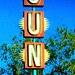 Sun Villa Motel    for ODT....the letter S
