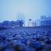 blue beach by lomokev