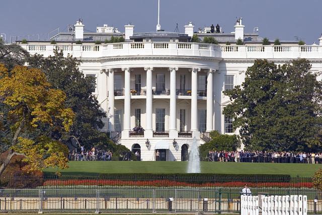 White house flickr photo sharing for Architecture de la maison blanche