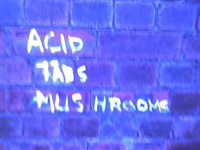acid tabs mushrooms | Darren | Flickr