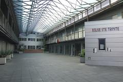 Within Holy Trinity Roman Catholic Church, 08.09.2012.