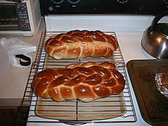meal(0.0), breakfast(0.0), dessert(0.0), baking(1.0), bread(1.0), baked goods(1.0), challah(1.0), food(1.0), brioche(1.0), danish pastry(1.0),