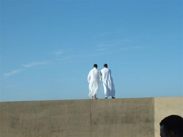 Sidi Frej in summer