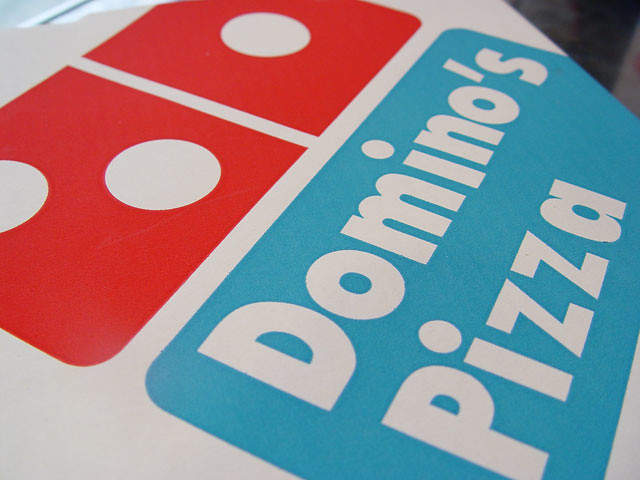 Domino's Pizza: 50% OFF Any Online Pizza Order