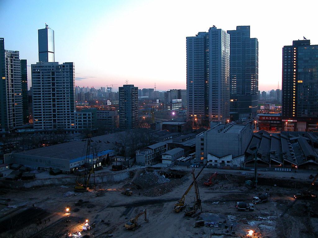 beijing traffic photo