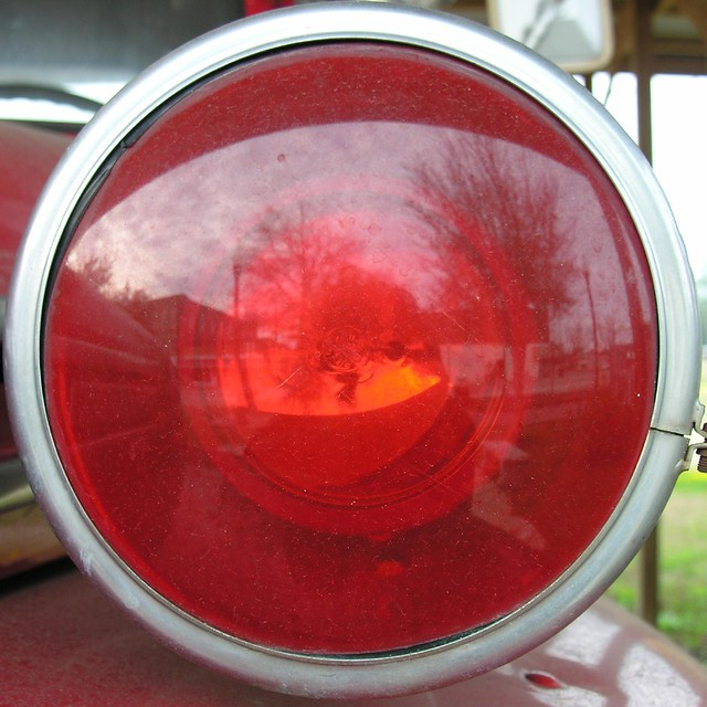Old Pickup Lights : Old fire truck light flickr photo sharing