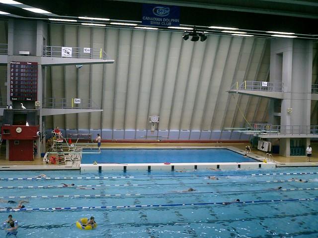 Vancouver Aquatic Centre