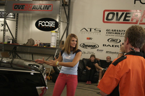 how to apply for overhaulin tv show