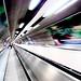 Jubilee Line, London Tube by razorbern