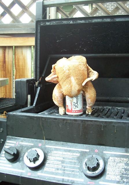 ... big bud beer beer can chicken oven recipe big bud beer can chicken big