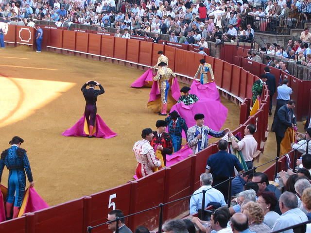 Corrida in Sevilla