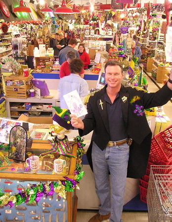 Don Tubbs sells How To Mardi Gras in Bossier City by trudeau