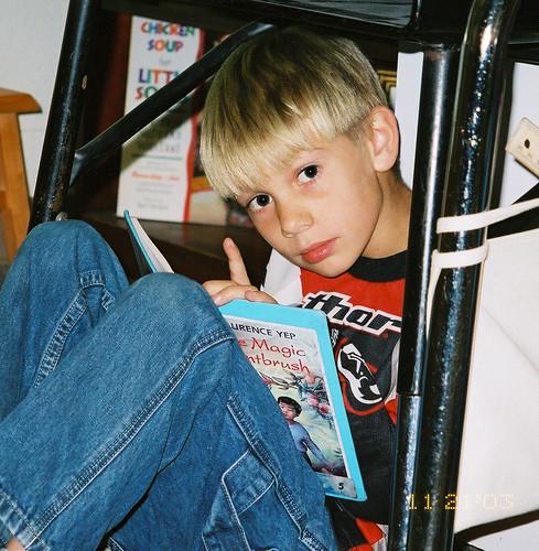 """Cozy"" Reading Spot"