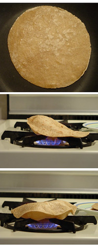 The Roti that did not
