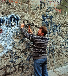 Paul and The Berlin Wall