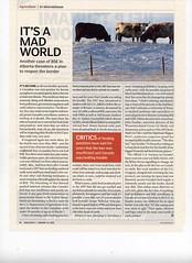 MacLean's Editorial