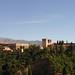 Alhambra overview, Spain by dirk huijssoon