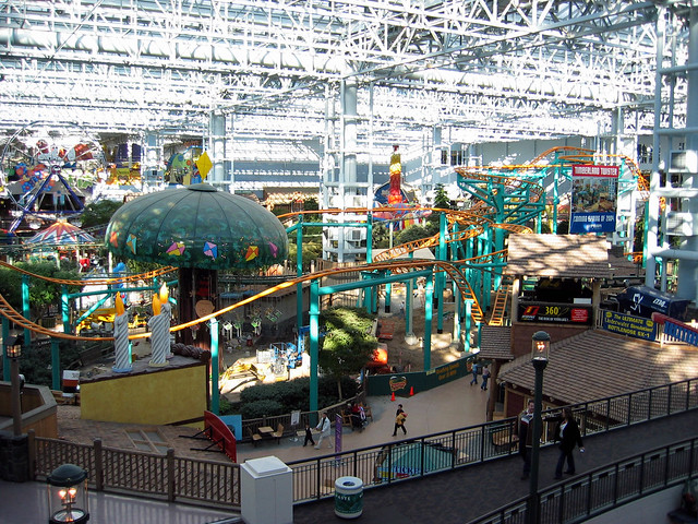 Header of Mall of America