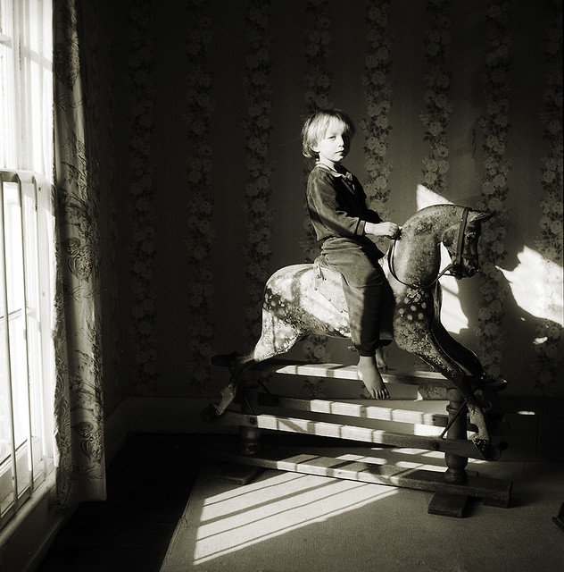 research papers on the rocking horse winner