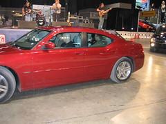 Auto Show rock concert