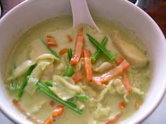noodle soup(0.0), wonton(0.0), produce(0.0), laksa(0.0), food(1.0), canh chua(1.0), dish(1.0), soup(1.0), cuisine(1.0),