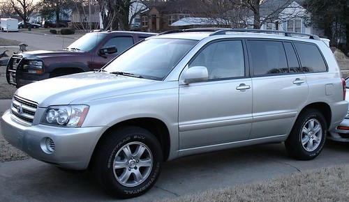 TOYOTA HIGHLANDER FOR