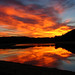Carmel River Lagoon Sunrise by Dale Hameister